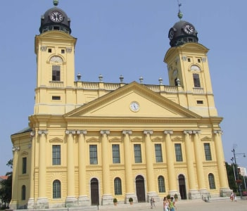 Historic Debrecen