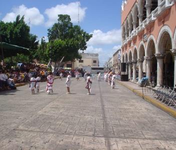 Merida Yucatan - Zocalo