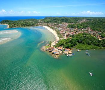 Itacare in Bahia Brazil