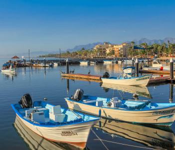 Loreto, Baja California Sur, Mexico