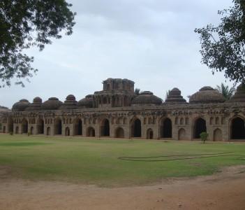 Hospet Temple