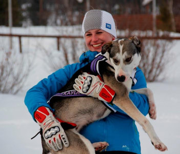 TOURS IN SLOVAKIA, DOG SLEDDING WITH ADVENTOURA.EU
