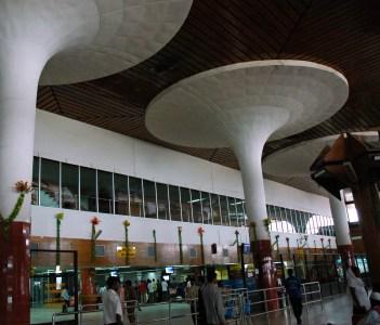 Lotus Supports, Dhaka Airport