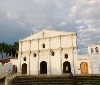 Saint Francis of Assisi Church in Granada
