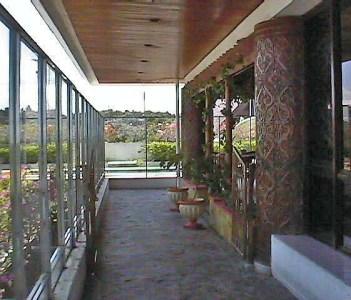Balcony Sepinggan International Airport