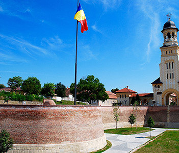 Alba Iulia Citadel - Tours in Brasov