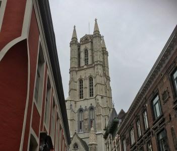 old city