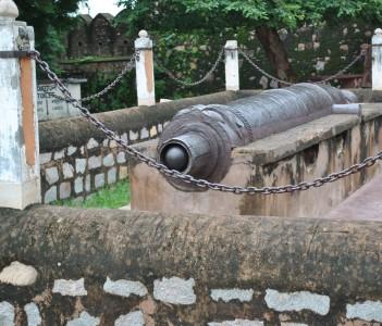 Kadak Bijli - Jhansi Fort
