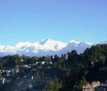 Kangchenjunga Range