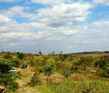 The Terrain of Kilimambogo