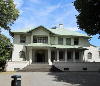Casa propiedad de Carlos Thiers Püschel