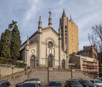 Santa Teresa D'Avila Cathedral Caxias do Sul Rio Grande do Sul Brazil