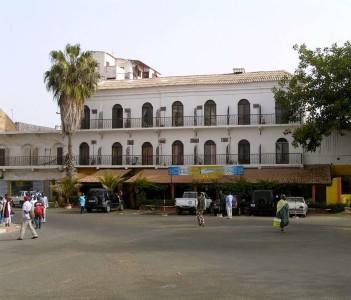 Saint Louis Hotel