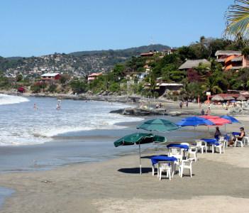 Zihuantanejo Beach