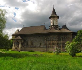 Sucevita Church