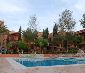 Hotel Fint, Ouarzazate