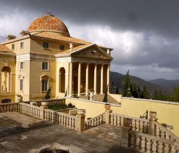 Palladio in Nablus