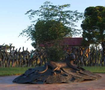 Monument to the Fallen Zulu Warriors