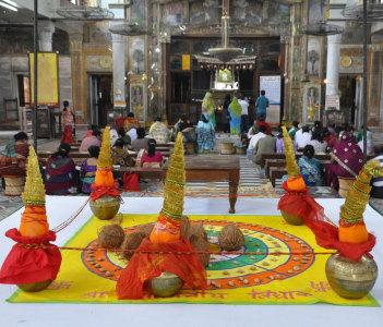 Tijara Mahavirji Inside