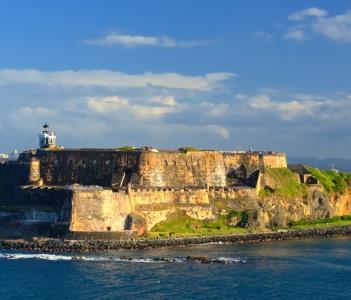 Paseo Del Moro Fort