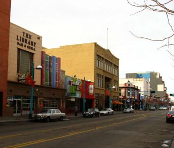 Central Avenue, Albuquerque