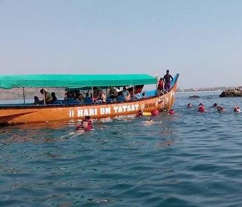 Grand Island Boat Tours, Goa