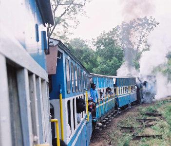 Train in Ooty