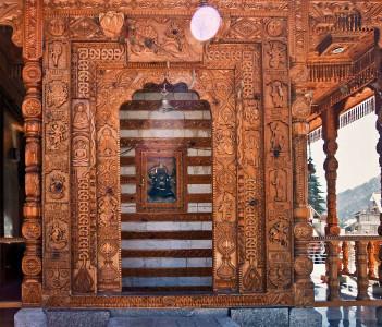 Temple in Kullu