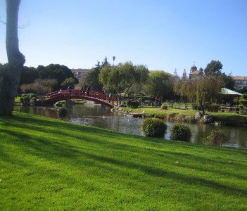 Japanese Gardens, La Serena