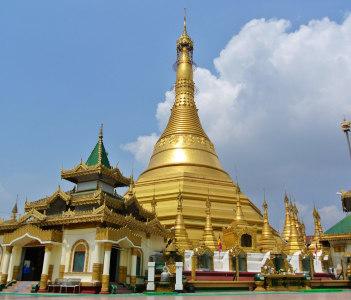 Mawlamyine Temple