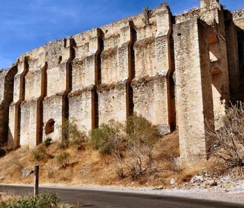 Abandoned Ruins in Guanajuato, Mexico