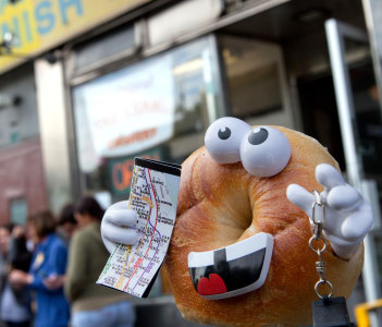 Ben Bagel on the Lower East Side Tour