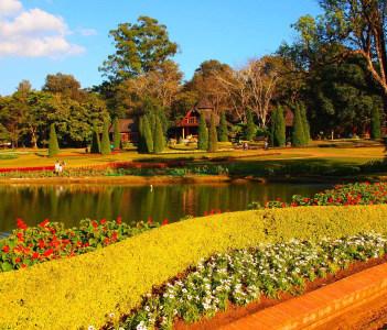 Botanical Garden in Pyin Oo Lwin