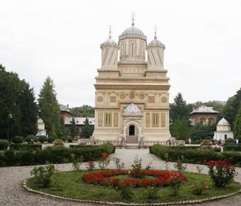 Curtea de Arge Cathedral in Romania