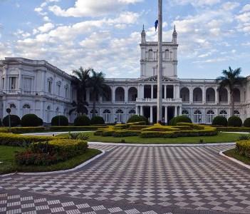 Paseando por Paraguay