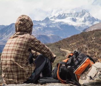 Trek to Kangchenjunga