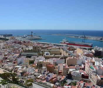 Vista de Almería