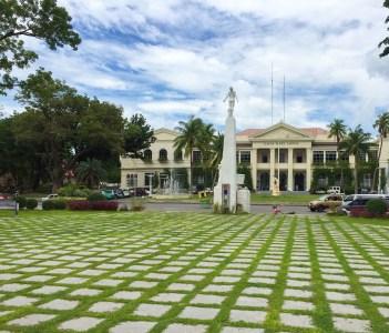 Laoag Philippines -Ilocos Norte Provincial Capitol