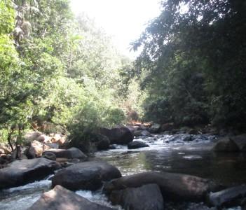 River in Kitugala