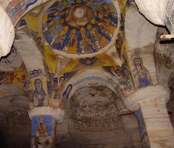 13th century Rock painting