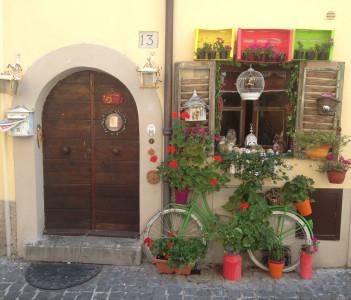 Castel Gandolfo front door