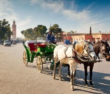 Jamma el Fna main square