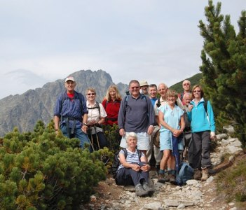 TOURS IN SLOVAKIA, WALKING WITH ADVENTOURA.EU