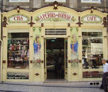 Old regional shop