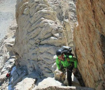 Mt. Whitney East Buttress