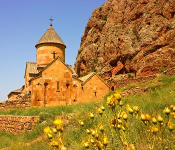 Noravank monastery Yeghegnadzor Armenia