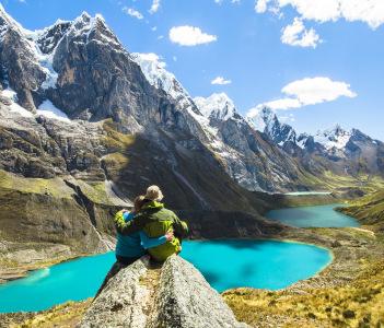 Peruvian Cordillera Huayhuash