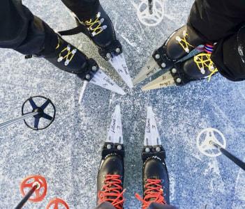 Ice Skating Tour