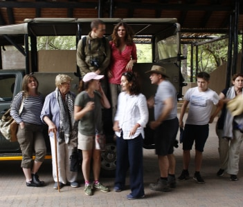 Full day Game drive Kruger National Park