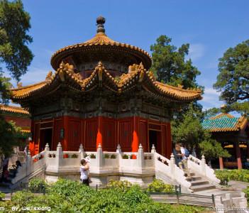 Pavilion in Forbidden City